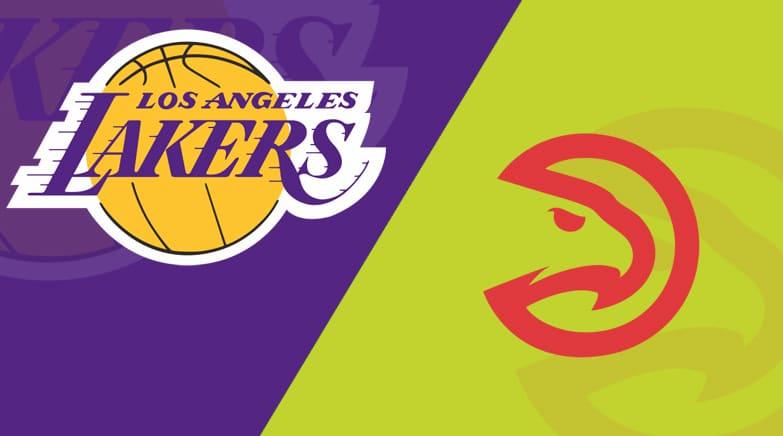 Los Angeles Lakers at Atlanta Hawks 2/12/19 Starting Lineups