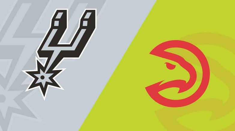 San Antonio Spurs at Atlanta Hawks 3/6/19 Starting Lineups, Matchup