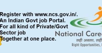 National Career Service job Portal