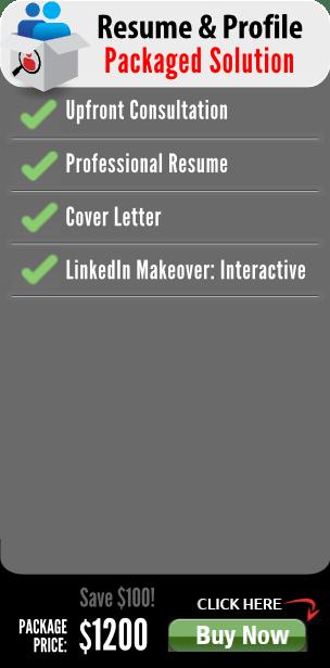 linkedin resume makeover