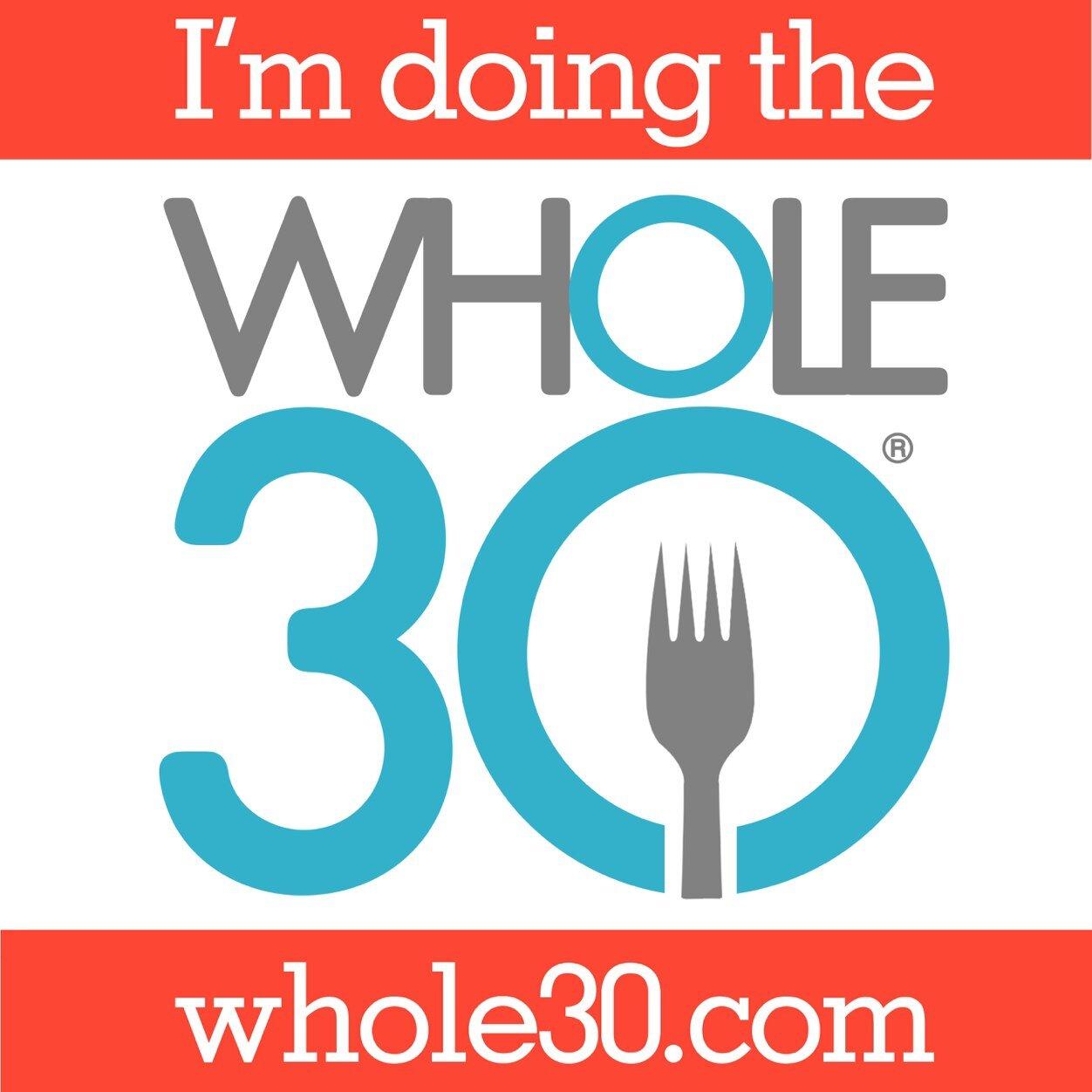 Moje Whole30 – týden první