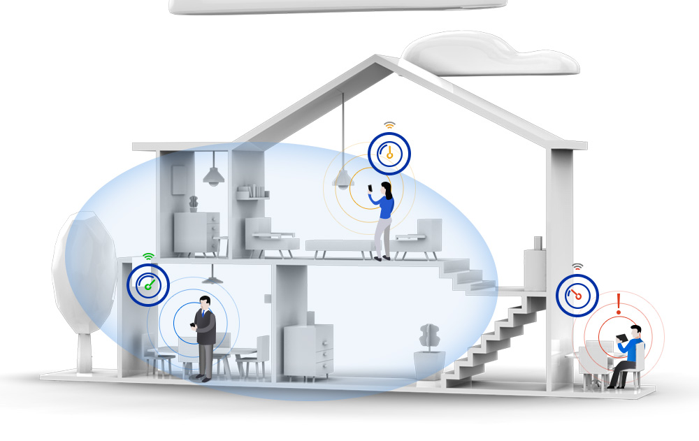 What Is Whole Home Mesh WiFi