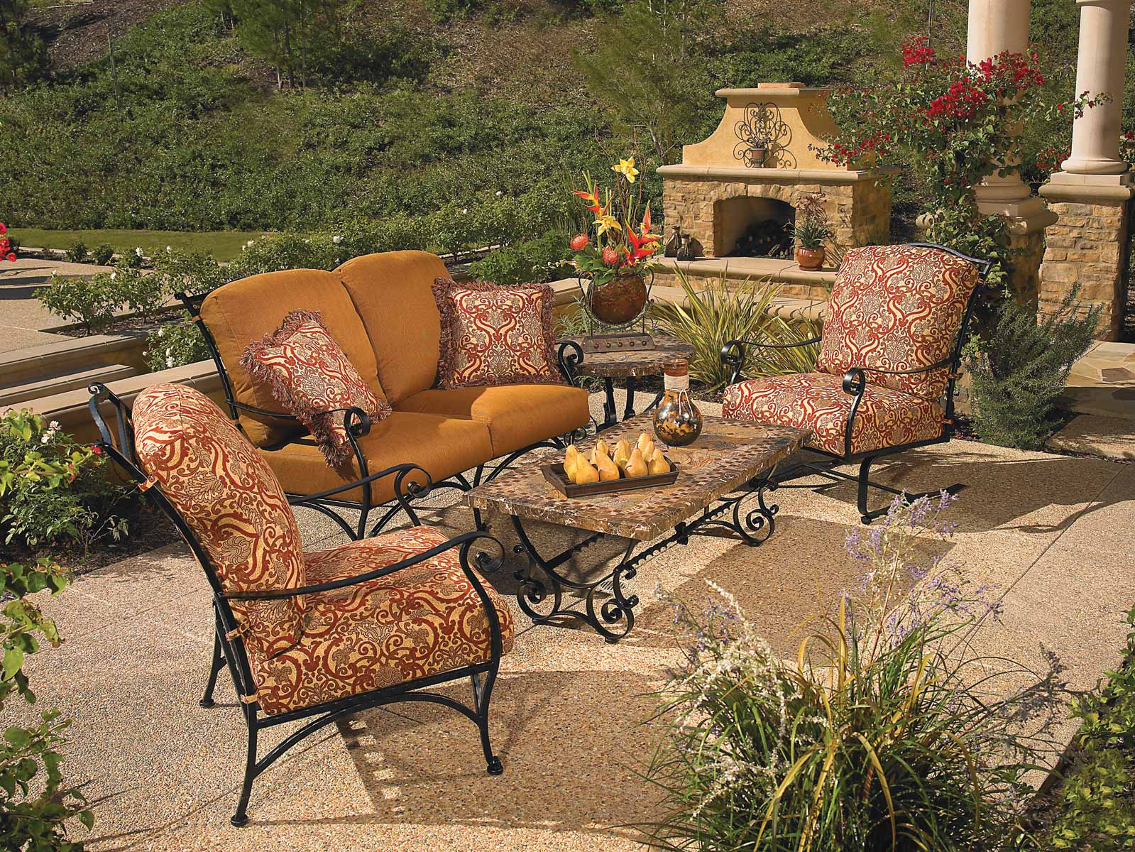 Outdoor Patio Furniture Linly Designs