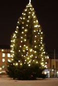 Christmas tree in Gothenburg