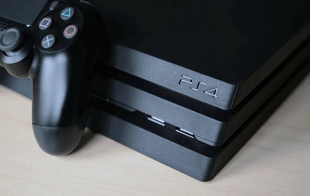 Tampilan Playstation 4 Pro