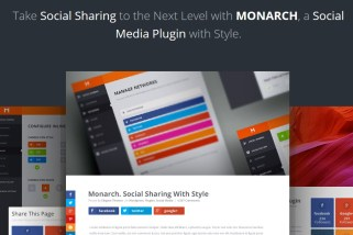 Explode Your Social Media Sharing With Monarch Social Sharing Plugin