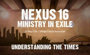 Nexus 16 Conference