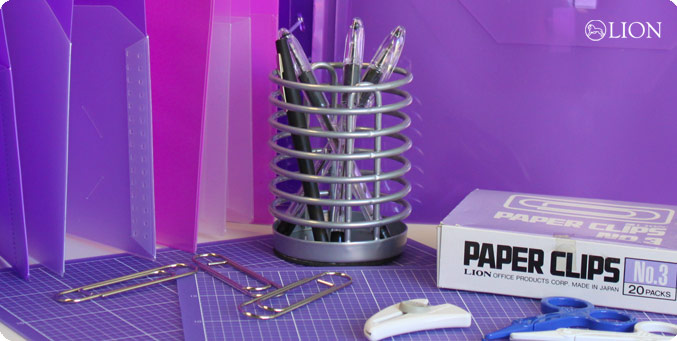 PURPLE OFFICE PRODUCTS From Lion Office Product