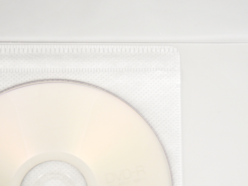 Clear Plastic Presentation Envelope, Letter Size Envelope