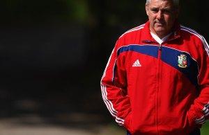 2009 Lions Coach Warren Gatland