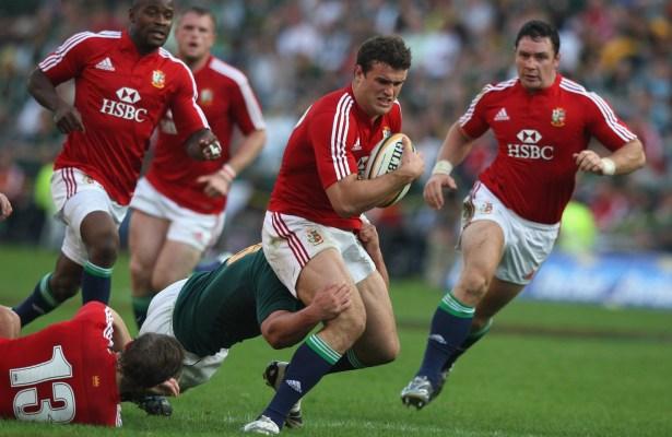South Africa 2009 Jamie Roberts Ugo Monye