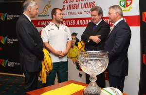 Lions Announcement in Australia