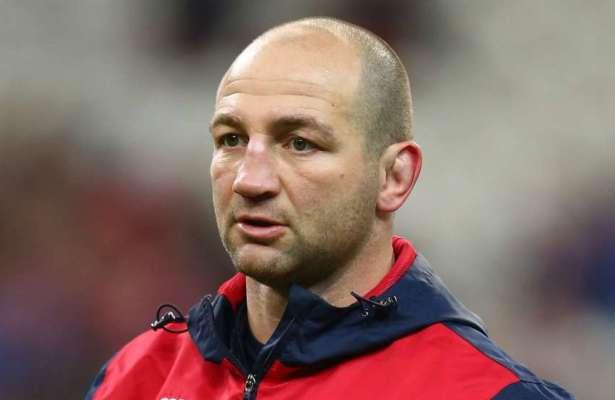 England Coach Steve Borthwick