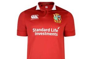 2017 British & Irish Lions Shirt