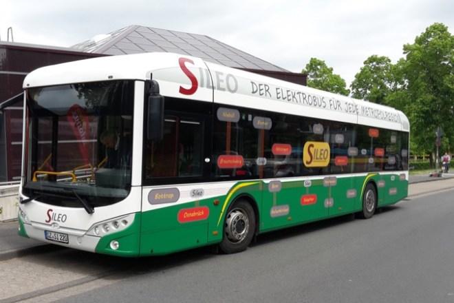 Zum ersten Mal in Lippe: Der Sileo S12 startet Testbetrieb