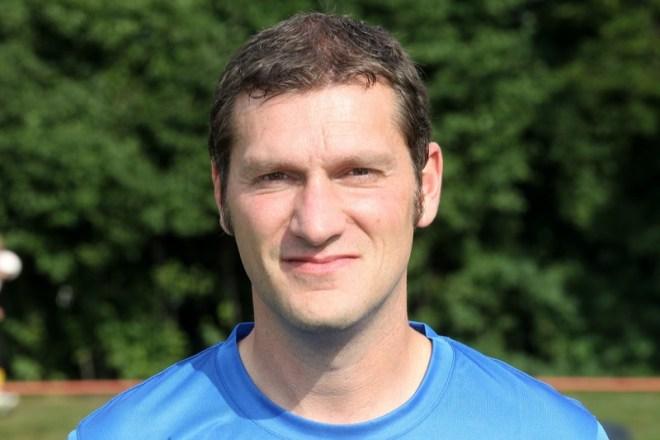 Eintrachttrainer Sascha Eickel