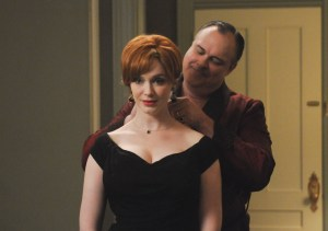 Mad Men The Other Woman Joan and Herb