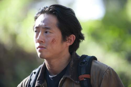 "The Walking Dead ""Us"" Glenn"