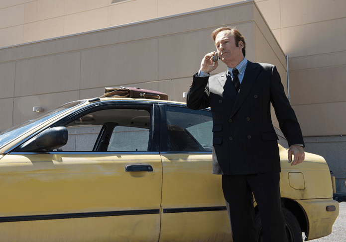 Better Call Saul Episode 1.01: Saul and his awful car