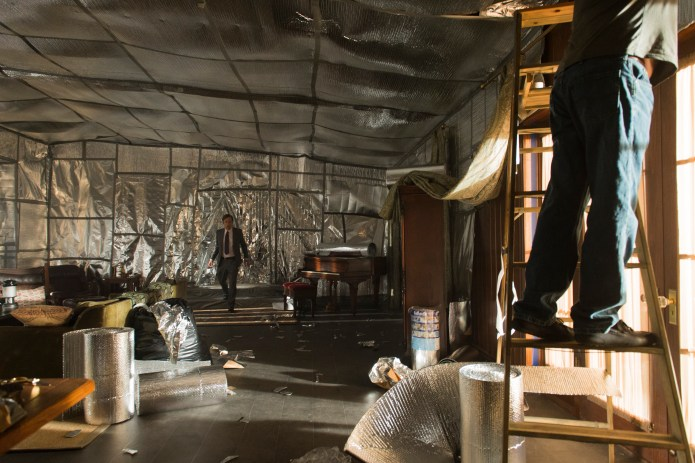 """Better Call Saul, """"Klick"""", the silver room"""