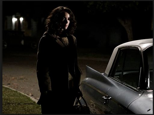 suzanne farrell waiting in the car good