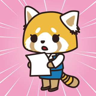 Cute Hello Kitty Wallpaper Sanrio S Latest Rage Filled Character Aggretsuko Is Our