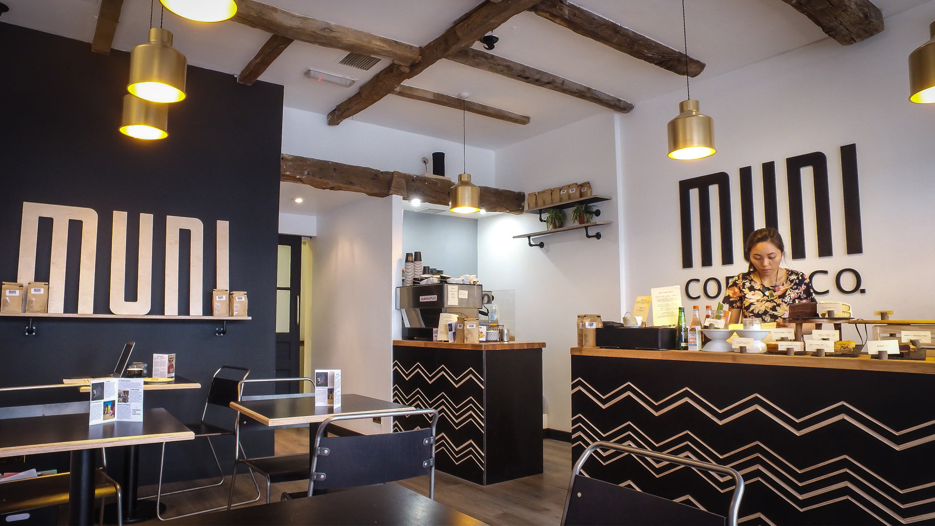 Cute Brand Wallpapers Muni Cafe Interior Design Coffee Shop Design Cafe Design