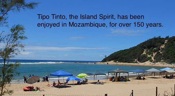 Mozambique Tipo Tinto Rum South Africa