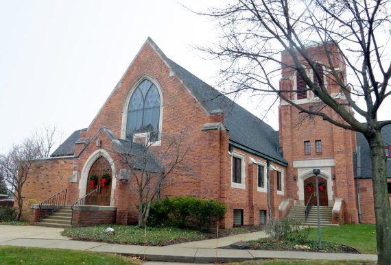 First Presbyterian Church of Plymouth
