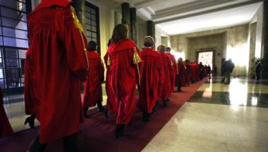 Anno giudiziario: Milano; Canzio, bene Governo su carceri