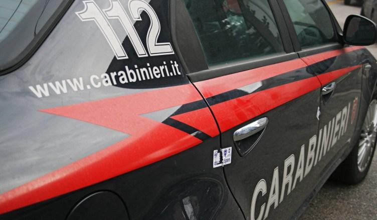 carabinieri gazzella