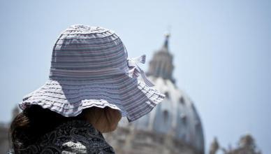 Caldo a Roma