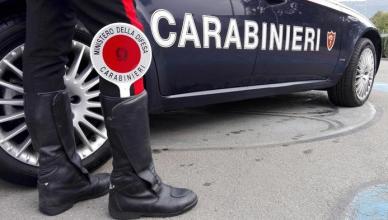 Carabinieri militare auto pattuglia pantera nucleo radiomobile