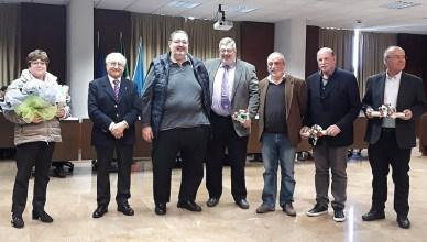 Medici premiati Consiglio, 21 marzo 2019