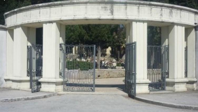 cimitero sora