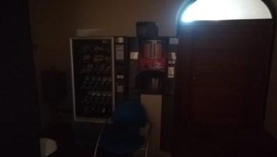 macchinetta caffè biblioteca sora