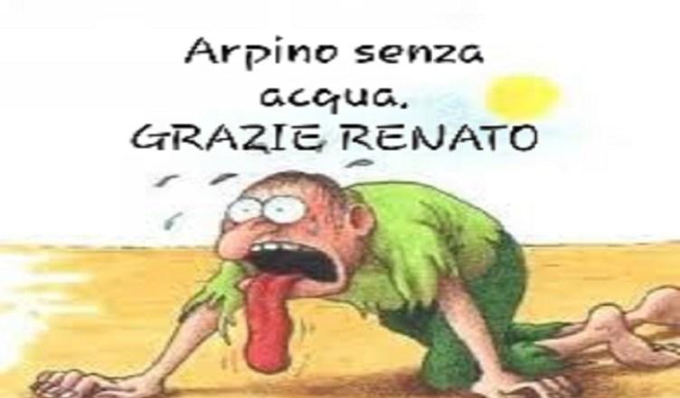 ARPINO SENZ'ACQUA...