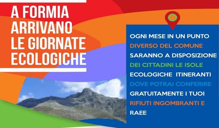 FORMIA GIORNATE ECOLOGICHE