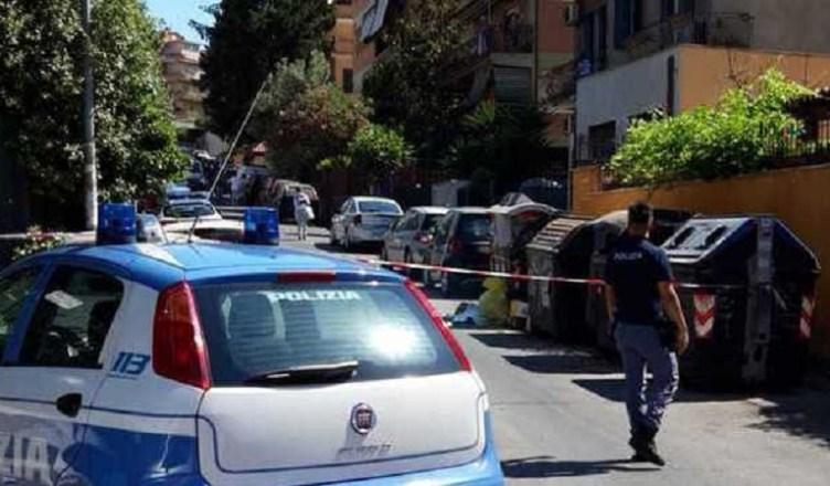 roma omicidio primavallE