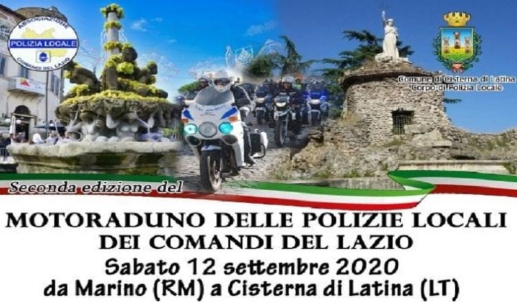 Polizia Locale motoraduno