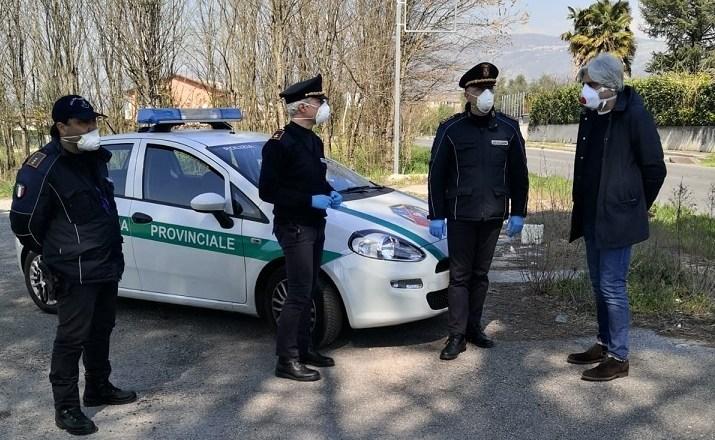 pompeo-polizia provinciale
