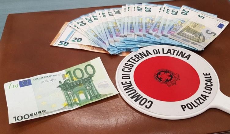 Banconote False Cisterna