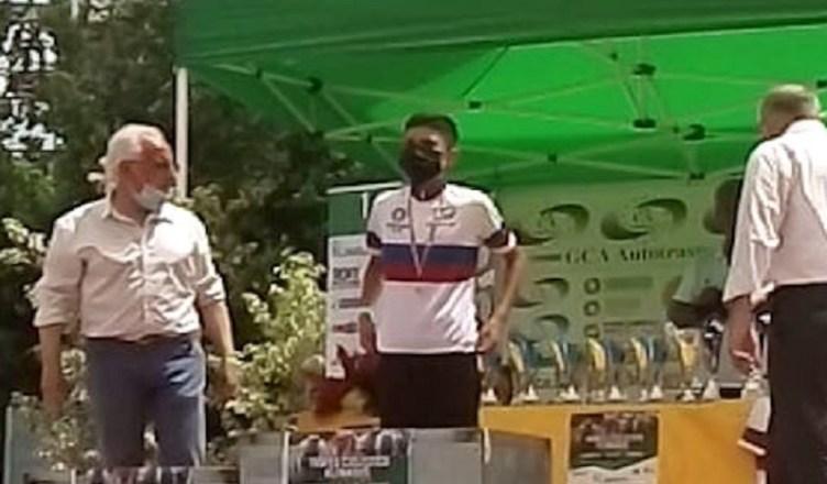 Gargiulo campione regionale Lazio - Esordienti 1° Anno (1)