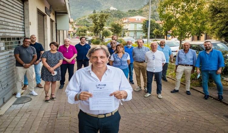 Giuseppe Ruggeri candidato Sindaco di Sora