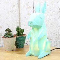 Disaster Designs | Origami Rabbit Night Light | Lisa Angel