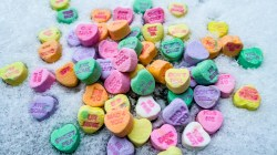 Small Of Valentines Day Candy