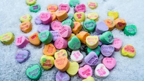 Medium Of Valentines Day Candy