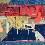 Aubergines for Matisse