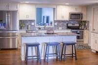 Open Window Between Kitchen Living Room - Living Room Ideas