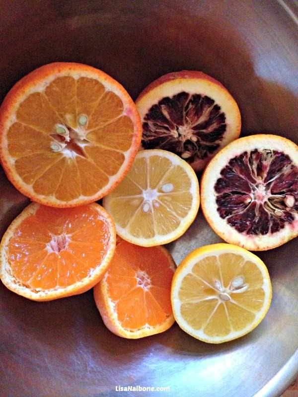 Bowl of citrus, LisaNalbone.com